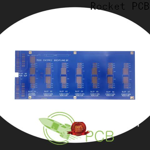back plane printed circuit board manufacturing smart control rocket for auto