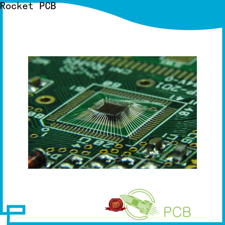 Rocket PCB professional wire bonding pcb surface finished for automotive