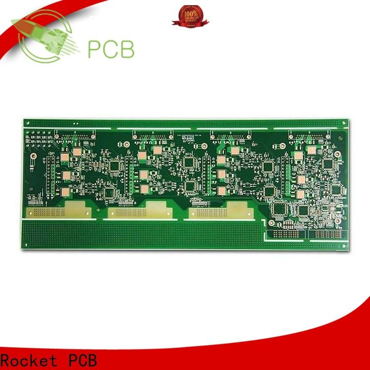 Rocket PCB open power circuit board smart control for pcb buyer