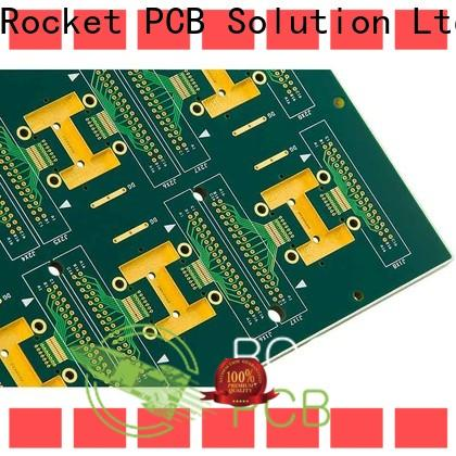 Rocket PCB multilayer pcb board thickness smart control