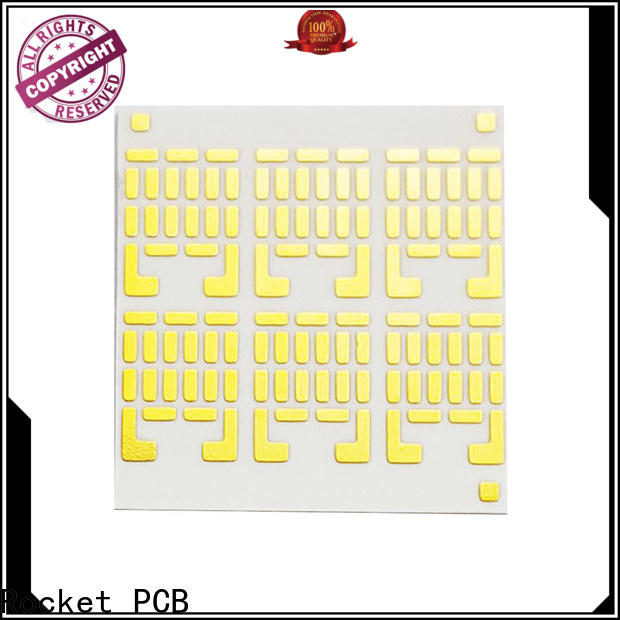 Rocket PCB thermal pwb fabrication board for electronics