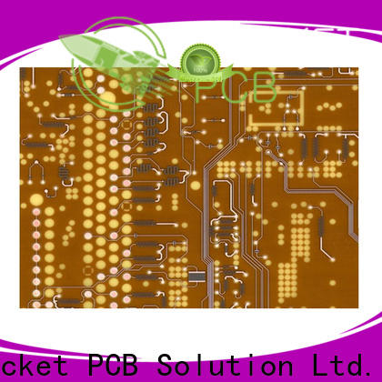 Rocket PCB cable quick turn pcb assembly components for wholesale