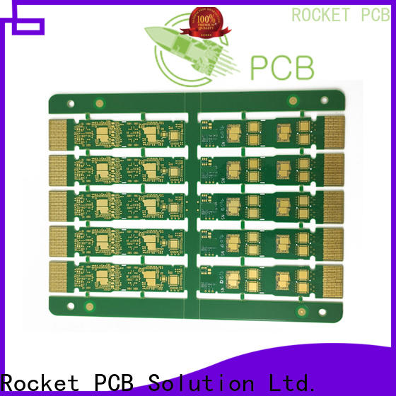 Rocket PCB at discount plated holes plating for wholesale