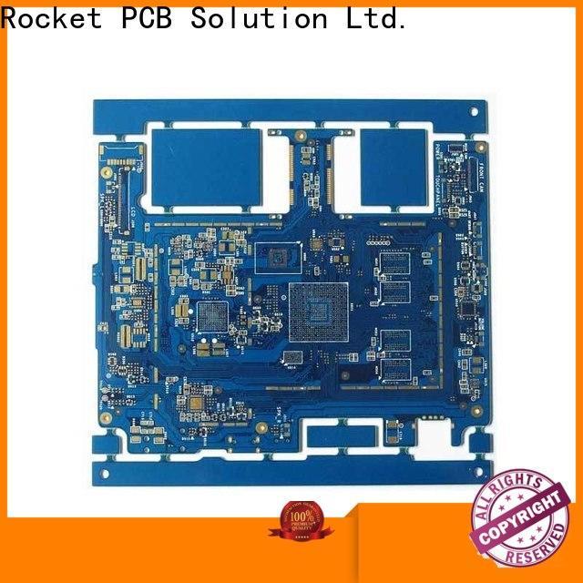 Rocket PCB hdi HDI PCB maker density interior electronics