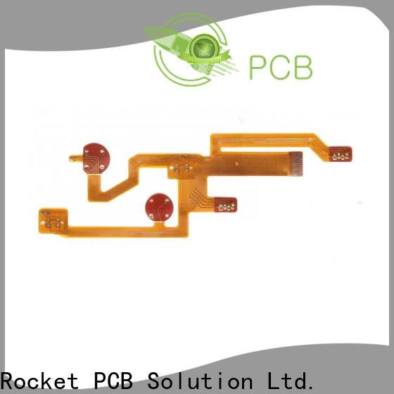 Rocket PCB pi flexible printed circuit boards high quality medical electronics