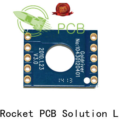Rocket PCB heavy power pcb maker for device