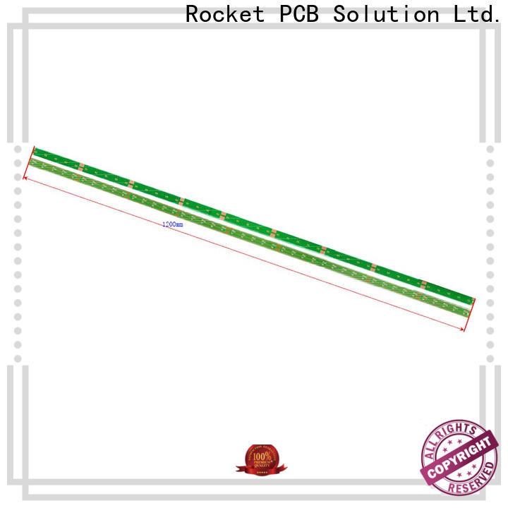 Rocket PCB circuit large PCb smart house control