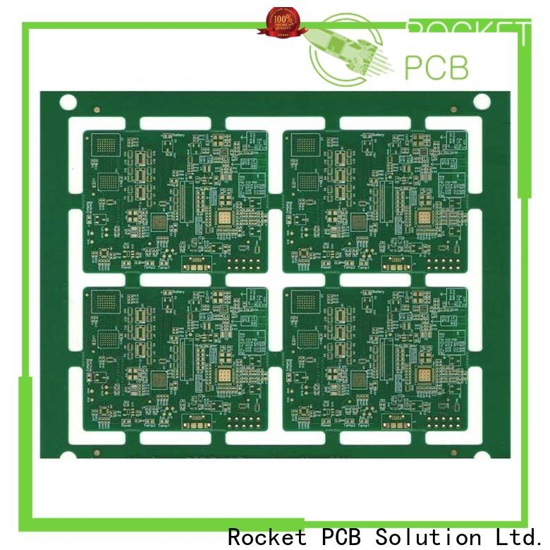 customized pcb circuit board hole prototype wide usage