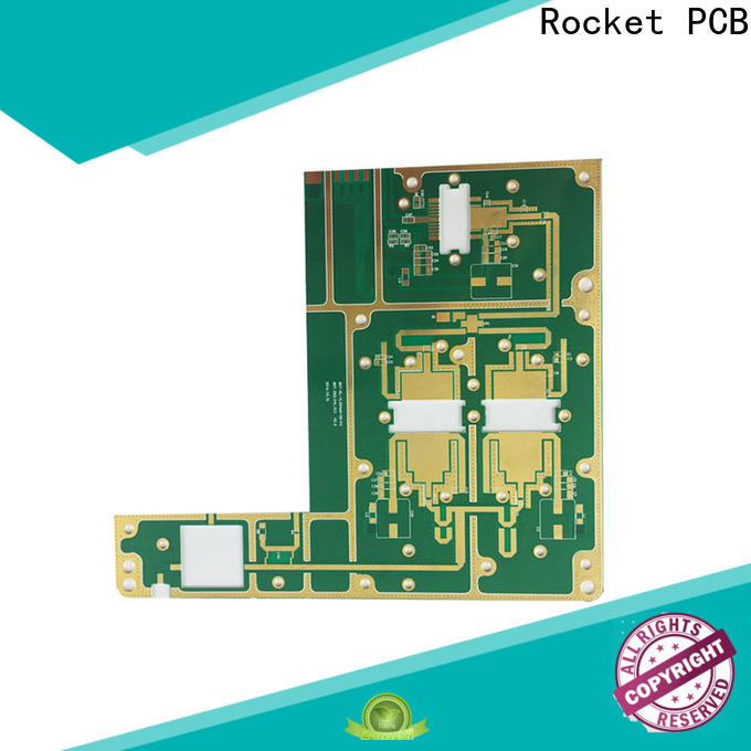 speed high frequency pcb rfmicrowave bulk production instrumentation
