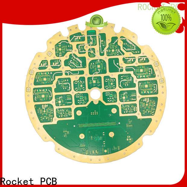 Rocket PCB micro-wave RF PCB production hot-sale instrumentation