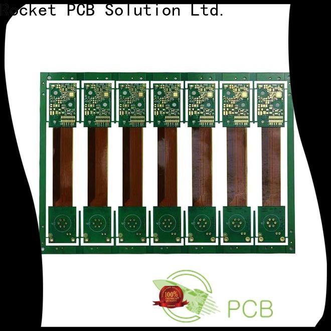 Rocket PCB circuit rigid flex circuit boards industrial equipment