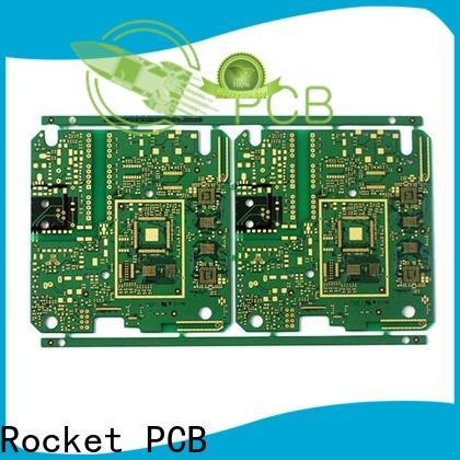 Rocket PCB stacked any-layer pcb mircovias at discount