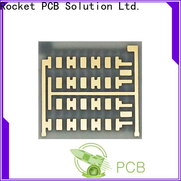 ceramic pwb fabrication board base for automotive