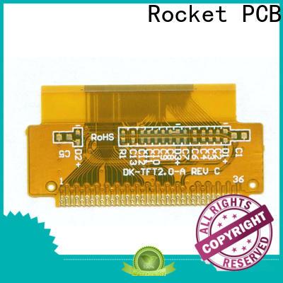 Rocket PCB flex flexible circuit board flex for automotive