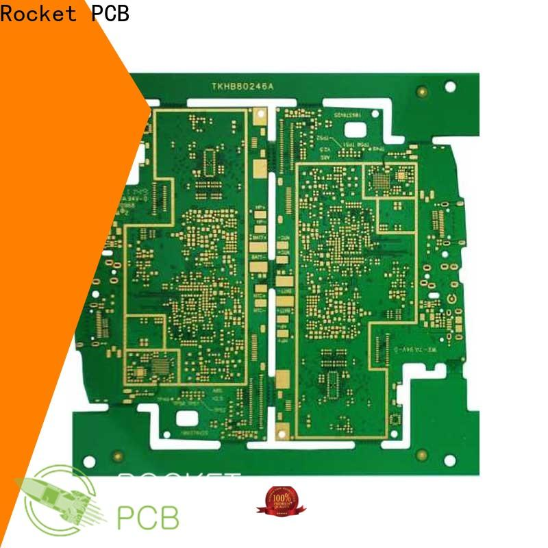 Rocket PCB multistage fr4 pcb board wide usage
