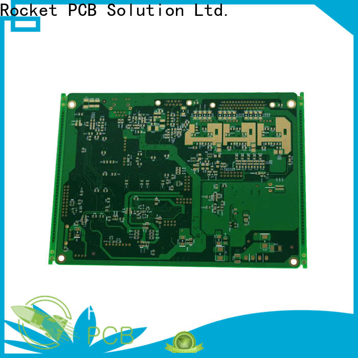 Rocket PCB heavy heavy copper pcb coil for electronics