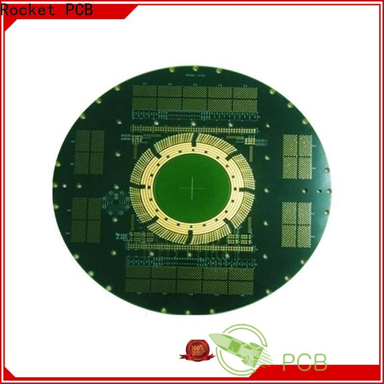 Rocket PCB packaging pwb board for digital device