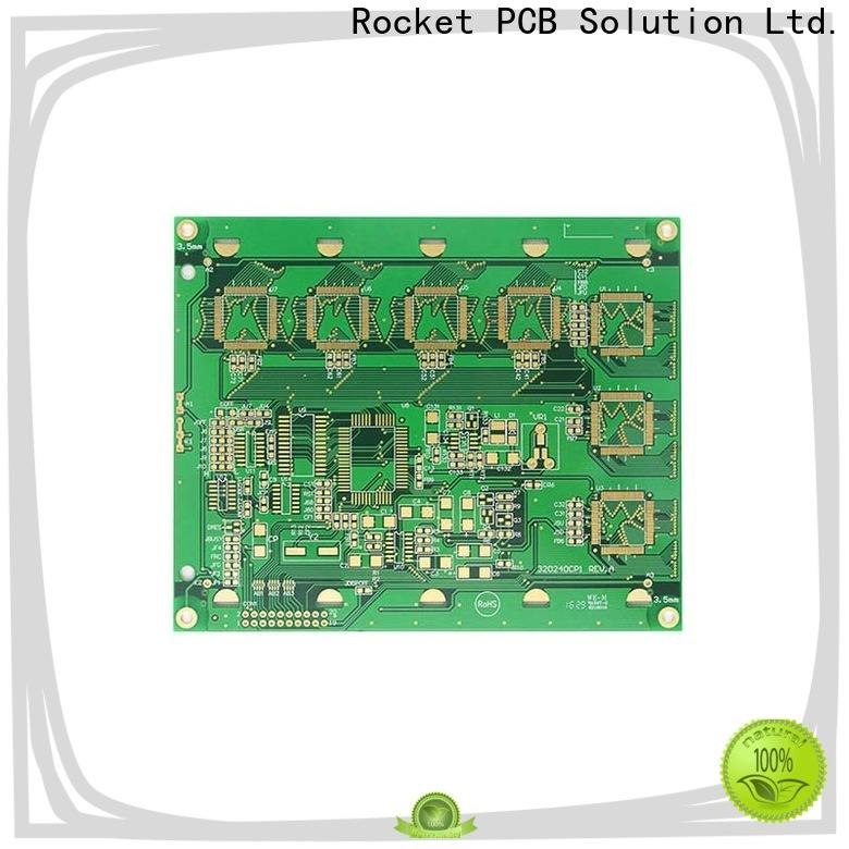 Rocket PCB high mixed multilayer printed circuit board for wholesale
