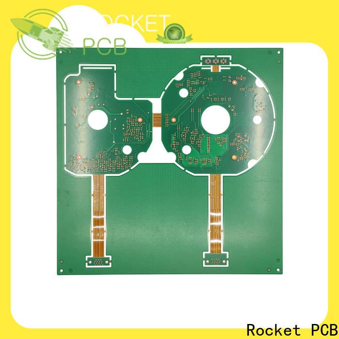 Rocket PCB rigid rigid-flex pcb circuit for instrumentation