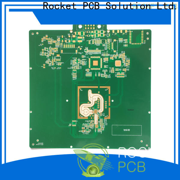 Rocket PCB material high frequency pcb board material for electronics