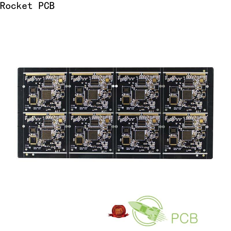 Rocket PCB top selling plated holes fingers for wholesale
