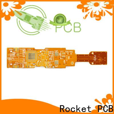 pi flexible circuit board coverlay board for electronics