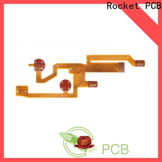Rocket PCB pi flexible circuit board cover-lay for electronics
