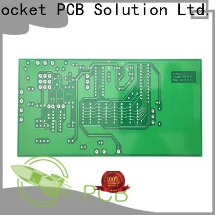 quick single sided circuit board custom bulk production electronics