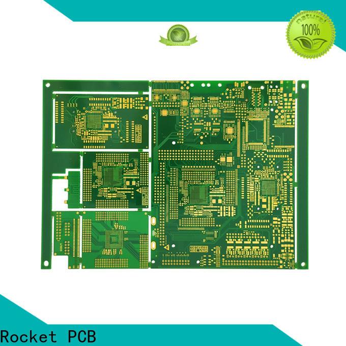 Rocket PCB hot-sale single sided circuit board turn around electronics