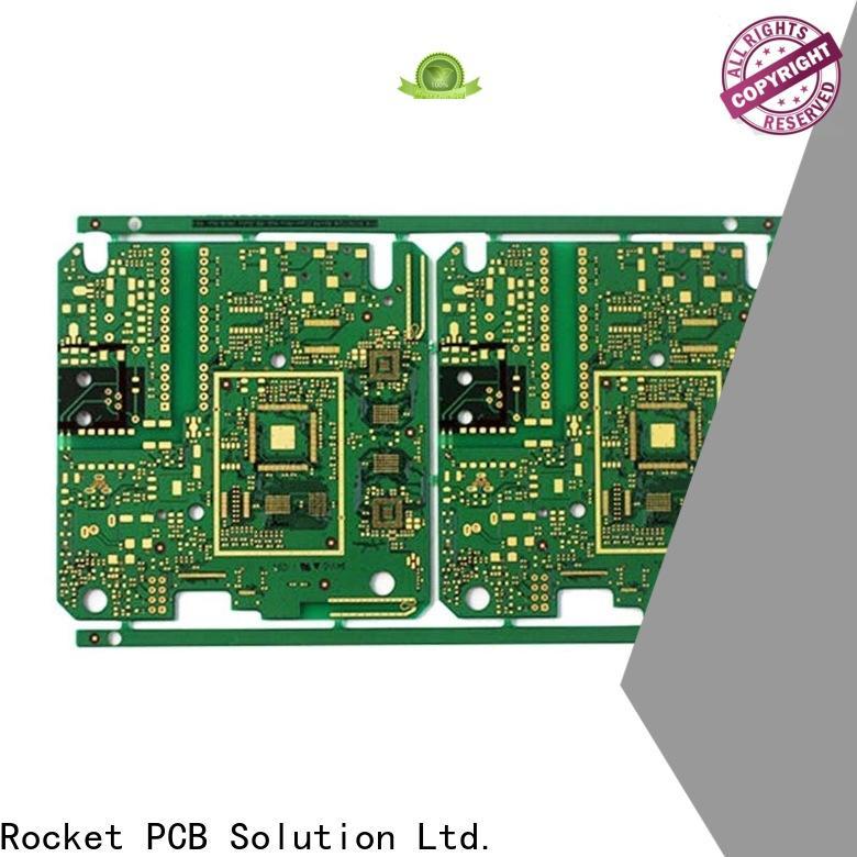 Rocket PCB stacked any-layer pcb fabrication bulk production
