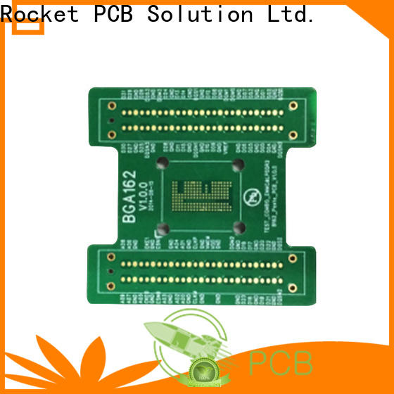 Rocket PCB cable pcb production buried for wholesale