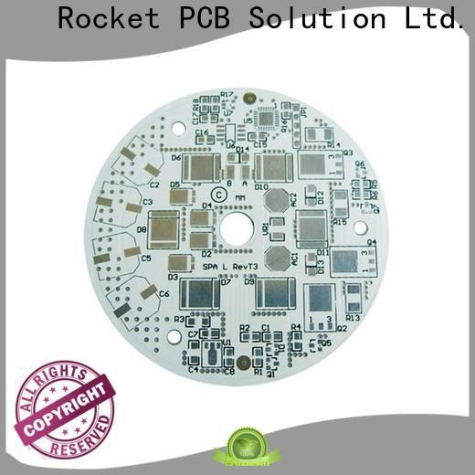 Rocket PCB base aluminum circuit board circuit for digital device