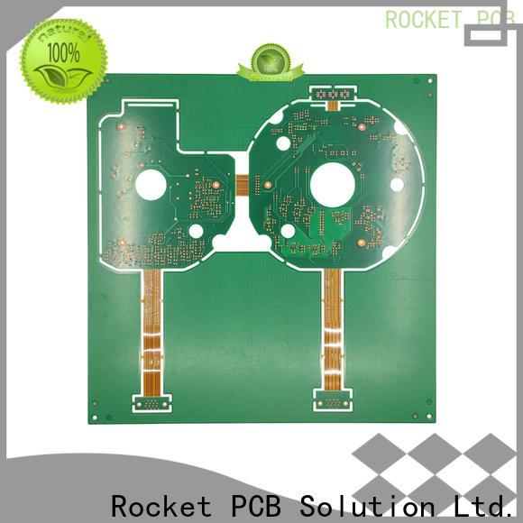 Rocket PCB wholesale rigid flex board circuit for instrumentation