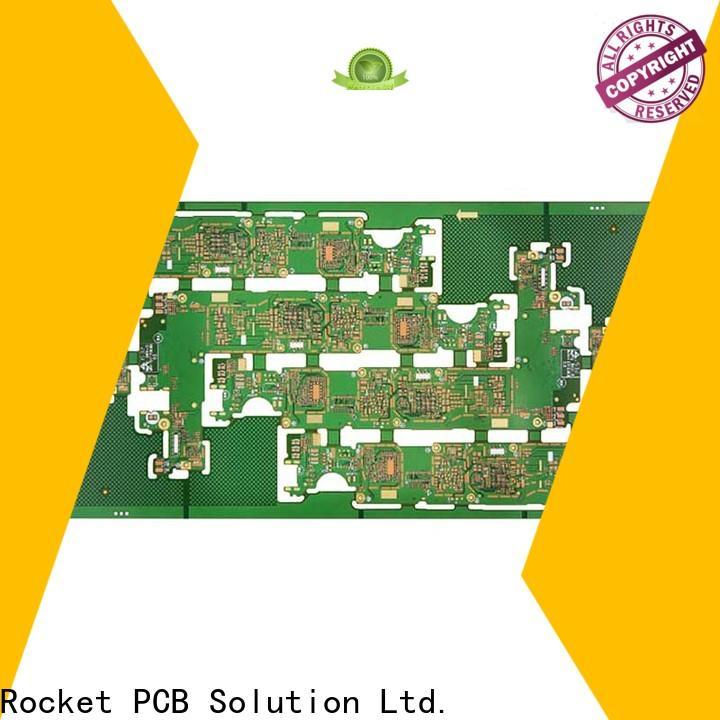 Rocket PCB free sample dual layer pcb any bulk production