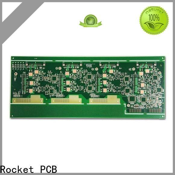 Rocket PCB rigid power circuit board cavities for sale