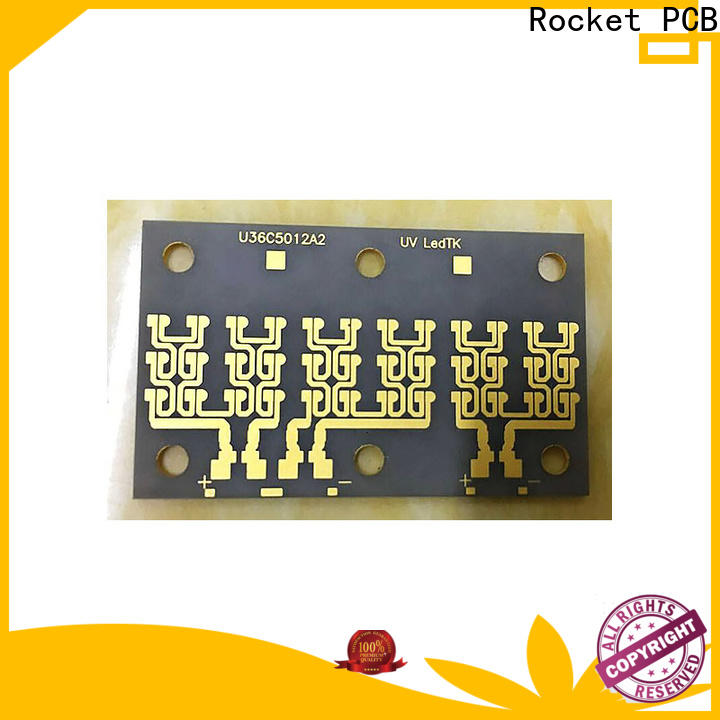 Rocket PCB material ceramic circuit boards substrates for base material