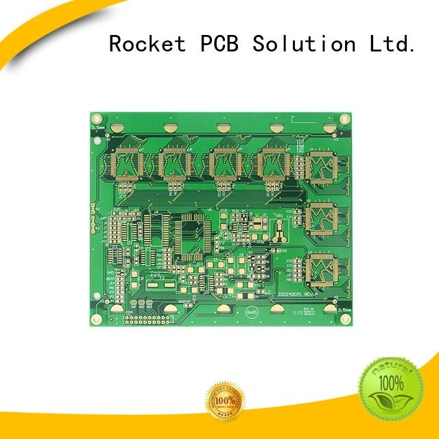 Rocket PCB high mixed multilayer circuit board custom for wholesale