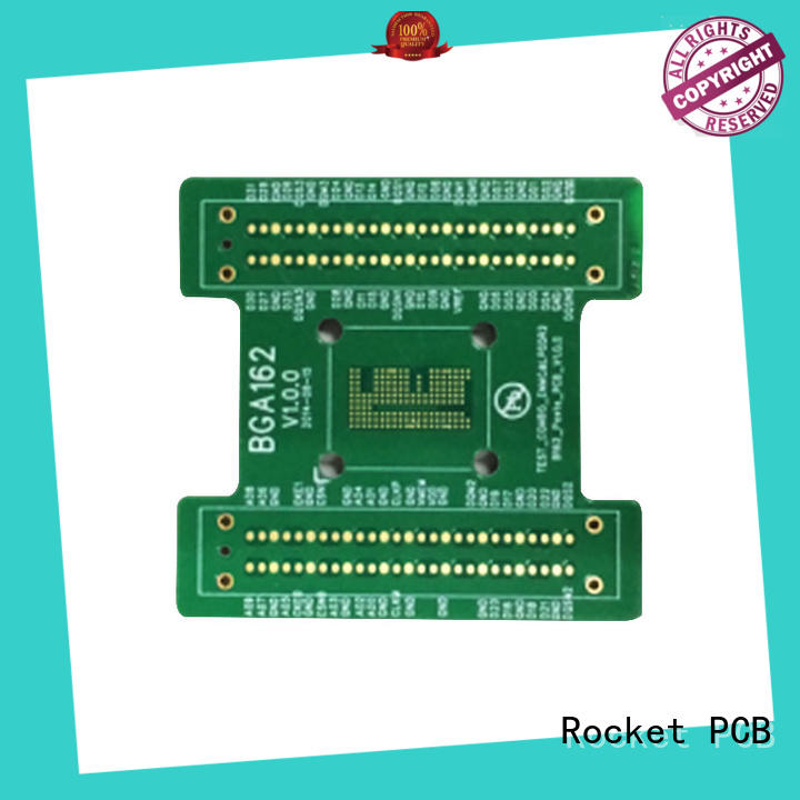 Rocket PCB cable pcb production capacitors for wholesale