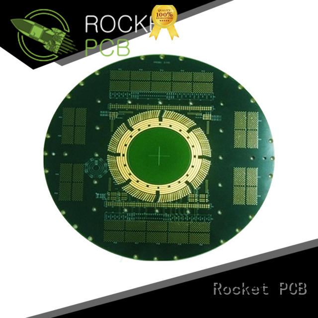 Rocket PCB integrated custom printed ciruit board communicative equipment for digital device