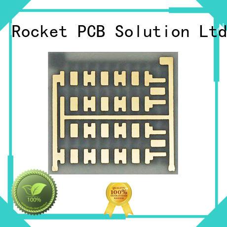 Rocket PCB heat-resistant ceramic pcb substrates for automotive