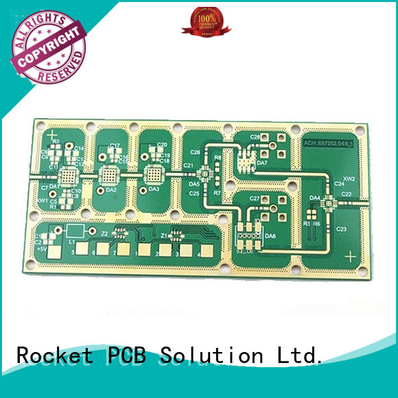Rocket PCB rigid high frequency PCB cavities for pcb buyer