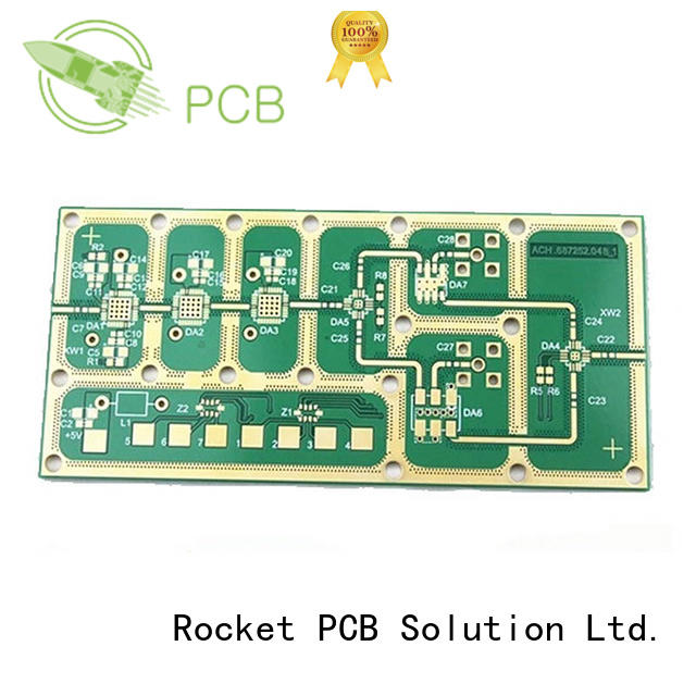Rocket PCB cavity high frequency PCB depth at discount