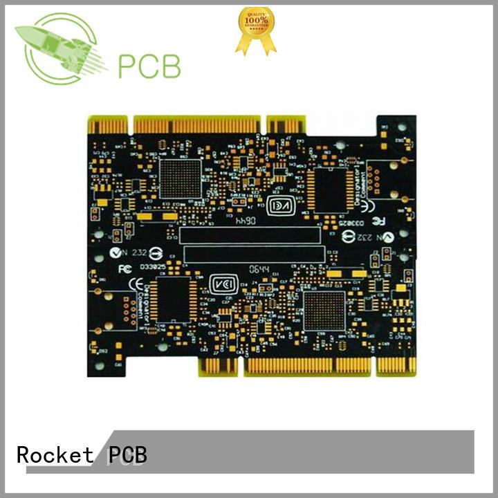 optional gold bonding finger pcb popular connector for wholesale
