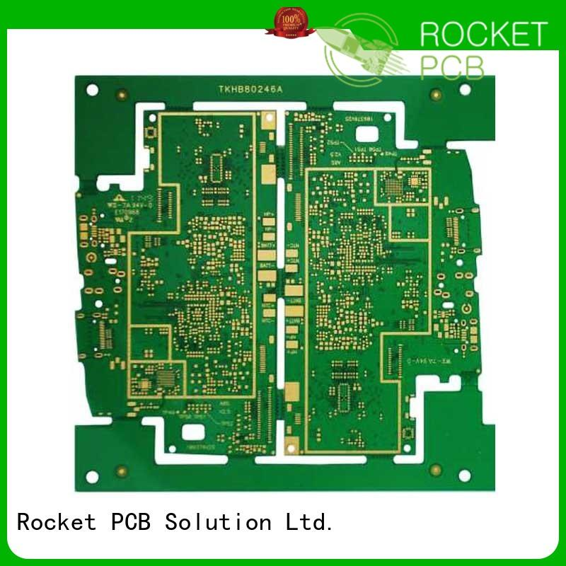 Rocket PCB multistage pcb design and fabrication density at discount