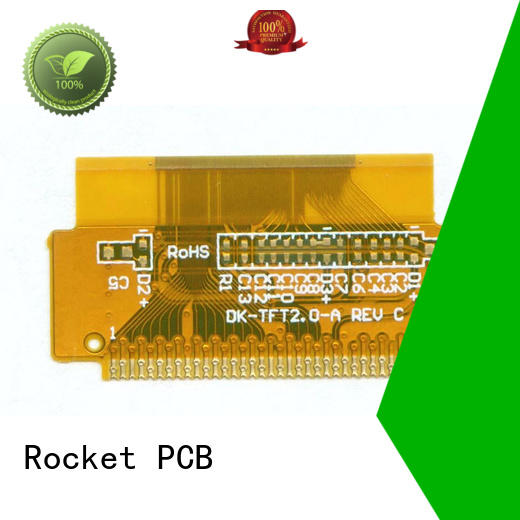 pi flexible circuit board high quality polyimide for automotive