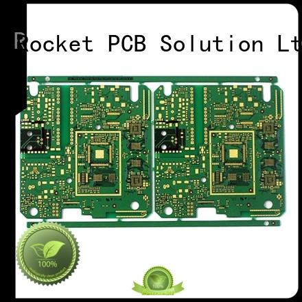 customized any-layer pcb free sample fabrication for sale