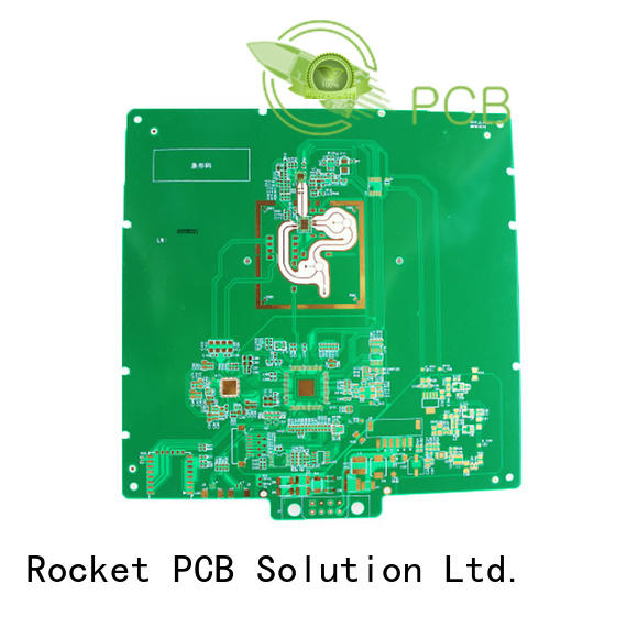 Rocket PCB hybrid pcb structure for digital product