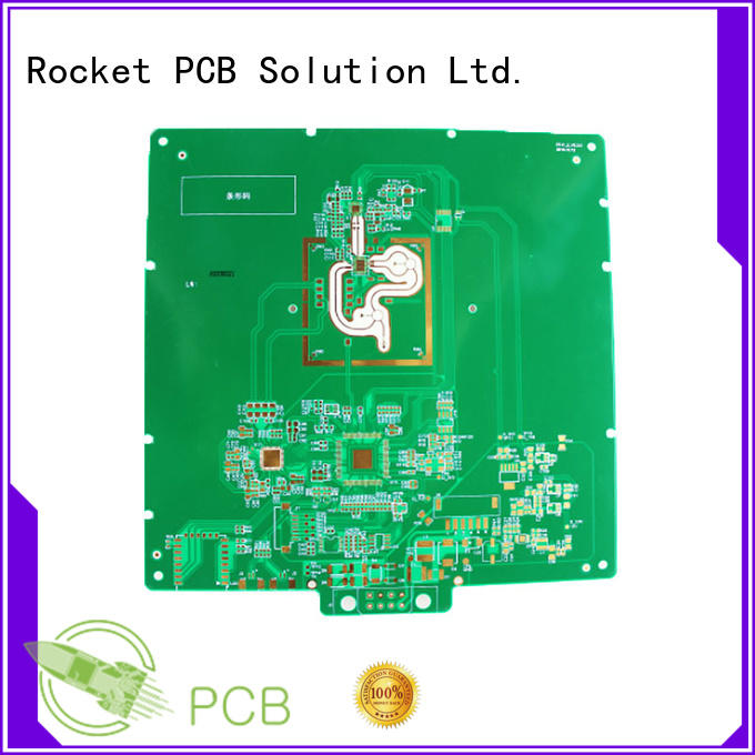 rogers pcb mixed for electronics Rocket PCB