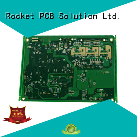 high quality power pcb power board for digital product Rocket PCB