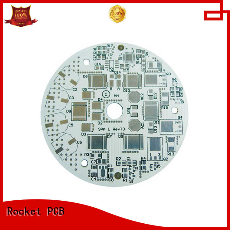 Rocket PCB at discount electronic circuit board led for digital products